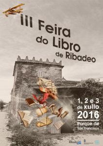 Feira do Libro de Ribadeo 2016