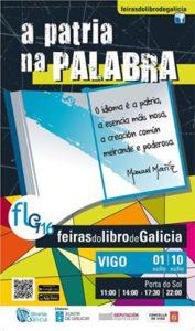 Feira do Libro de Vigo 2016