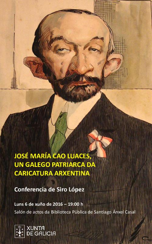 convite_conferencia_de_Siro_L_pez_sobre_Cao_Luaces