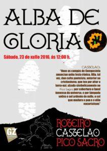 Alba de Gloria 2016