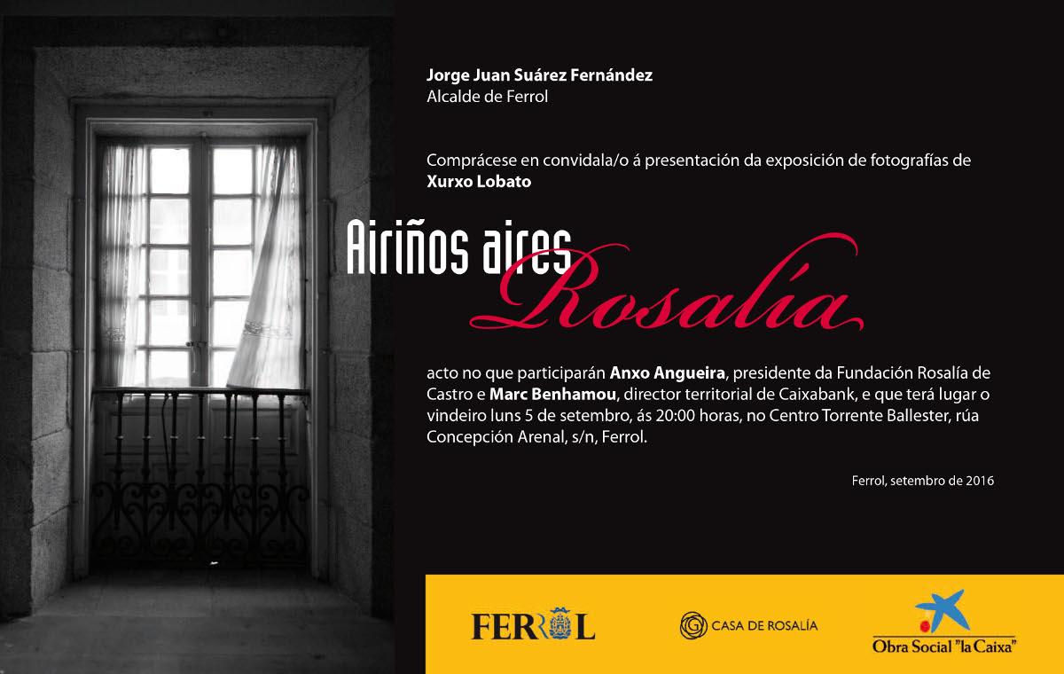 Convite Rosalía-Ferrol